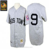 Mens Mitchell And Ness Boston Red Sox Replica Grey 1939 Throwback A592 Jersey