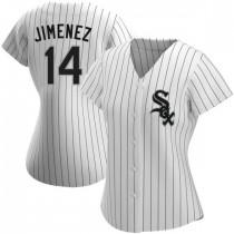 Womens Chicago White Sox #14 Paul Konerko Authentic White Home Jersey